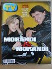 TV Sorrisi e Canzoni n°19 1998 Gianni Morandi Max Pezzali Luca Carboni [D4]