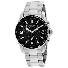 Swiss Army Men's Chrono Classic 241656 (Dial: Grey, 41mm) Watch