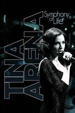 Tina Arena Symphony of Life DVD Region 0 PAL