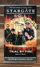 Stargate Sg-1 : Trail By Fire Sabine C Bauer Paperback Book #1