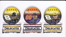2008 American Thunder DELEGATES Pick any 4 of the 19 for $1! Your Choice!!