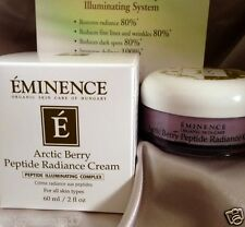 Eminence Arctic Berry Peptide Radiance Cream  2 oz/60mL  NEW  In Box~FREE SHIP~