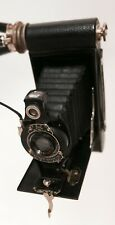 Appareil photo à soufflet Kodak + trépied—Hawk-Eye—Modèle B—USA—Années 1920