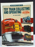Model Railroad Handbook: Beginner's Guide to Toy Train Collecting and Operating