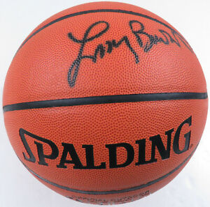 Larry Brown Autographed Signed HOF Official Spalding NBA Basketball
