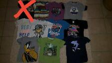 Lot de 10 Tee Shirts Garçon 6 Ans
