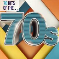 VARIOUS ARTISTS - 70 HITS OF THE '70S [RHINO] NEW CD