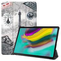 Book Cover per Samsung Scheda S5e T720 T725 Custodia Protettiva Flip Borsa