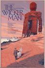 The Wicker Man Laurent Durieux Poster Mondo 24x36 48/275