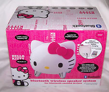 HELLO KITTY Wireless Bluetooth Speaker System 2.0 KT4557