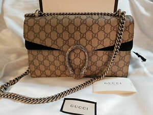 GUCCI DIONYSUS SMALL SHOULDER BAG AUTHENTIC MINT