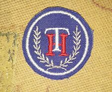 TH Tommy Hilfiger Embroider Patch Label Log for Cap Denim Bag diy + Free Ship