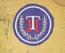 TH Tommy Hilfiger Embroider Patch Label Log for Cap Denim Bag diy Free Ship