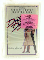 DIRTY DANCING ORIGINAL SOUNDTRACK CASSETTE TAPE - SEALED RCA 6408-4-R
