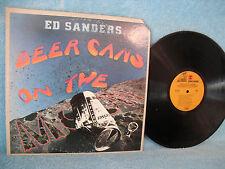 Ed Sanders & Hemptones, Beer Cans On the Moon, Reprise Records MS 2105, 1972