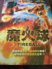 Fireball NEW DVD NTSC All Region Import Ian Somerhalder Lexa Doig Tabori