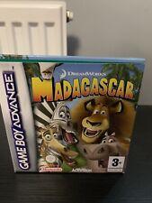 Dreamworks Madagascar Nintendo (Gameboy Advance ,GBA) ~ Boxed ~