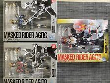 Sh Figuarts Kamen Rider Agito Set of 3