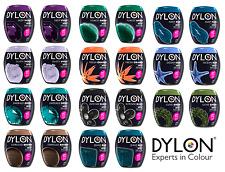 DYLON Navy Blue 08 Machine Fabric Dye Pods Permanent Textile Cloth Dyes 350g