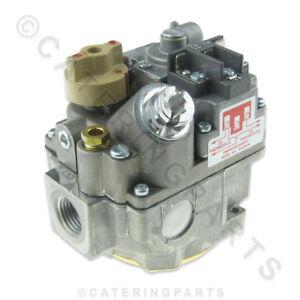 SUITABLE REPLACEMENT SG14 SG18 FRYER GAS VALVE MILLIVOLT PITCO PART P-60132901