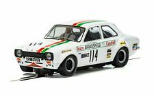 Scalextric Ford ESCORT Mk1 Team Castrol Brands Hatch 1971 - C3924
