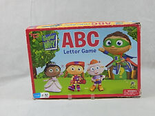 +++++++++++366+6666666666Super Why! ABC Letter Game by University Games PBS Kids