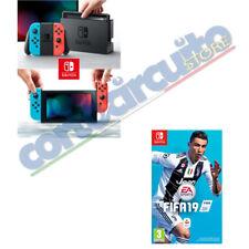 Console Nintendo Switch Joypad Rosso Blu Garanzia Ufficiale ITA con scontrino