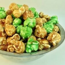 Freedom Snacks CARAMEL APPLE Handcrafted Glazed Gourmet Popcorn