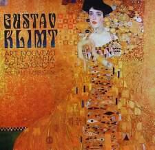 LIVRE/BOOK : GUSTAV KLIMT - ART NOUVEAU & THE VIENNA SECESSIONISTS
