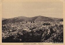# ROSSANO CALABRO: PANORAMA   1953