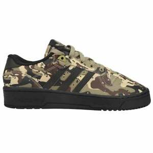 adidas Rivalry Low Lace Up  Mens  Sneakers Shoes Casual