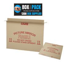Moving Boxes, Large Art Box Picture Box Mirror Box Canvas Print Box Valuable Box