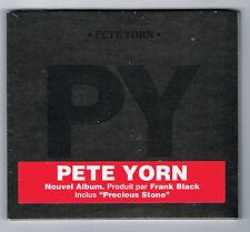 PETE YORN - PY - PRECIOUS STONE - 12 TITRES - CD NEUF NEW NEU