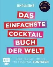 Simplissime – Das einfachste Cocktailbuch der Welt