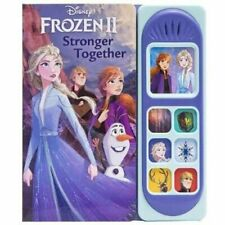 Frozen 2 Little Sound Book by PI KIDS 9781503747272 | Brand New