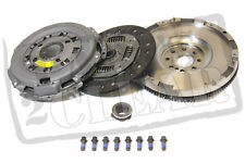 Fits Nissan Qashqai (J10) 2.0 DCi DMF TO SMF CONVERSION KIT CLUTCH SET 150 07-10