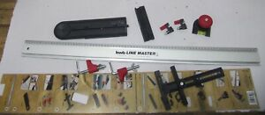 kwb LINE MASTER Präzisionslineal – 800-mm Universal-Führungsschiene, I01817