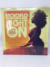 "Mojoflo ‎– Right On! 12"" 45 RPM EP / FACTORY SEALED /NEW"