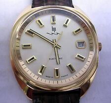 MONTRE LIP ELECTRIC ANCIENNE REEDITION VERS 1990