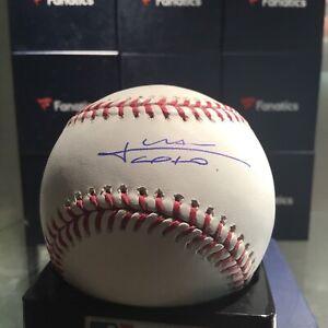 Juan Soto Washington Nationals Autographed Baseball 2019 WS Champion