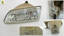 FARO ANTERIORE SINISTRO 084637 VALEO - PEUGEOT 106 1.1 1994 -93B