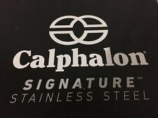 Calphalon  13x16-in. Signature Roaster Stainless Steel New