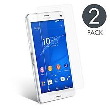 Sony Xperia Z3 Compact Tempered Glass Pro+ Oleophobic Variety Screen Protectors