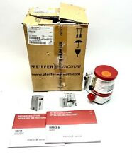Pfeiffer Hipace 80 Pm P03 940 A Turbopump With Tc 110 Drive