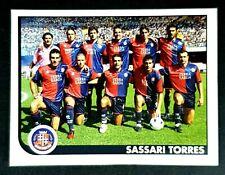 721 Squadra Sassari Torres Figurina Calciatori Panini 2005-2006 Calcio
