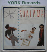 """SHALAMAR - Disappearing Act - Excellent Con 7"""" Single"""