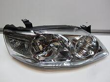 Ford Falcon BF Mk2 XT CHROME Headlight Head Light Brand New RH