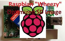 Raspbian Enhanced SD Card Image for the Raspberry Pi / Pi2 / Pi3