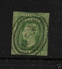 New South Wales 34 used catalog $150.00