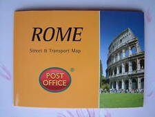 ROME Street & Transport Map Pocket Guide Pop-Up NEW